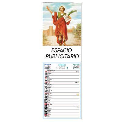 Calendario publicitario nevera 2022